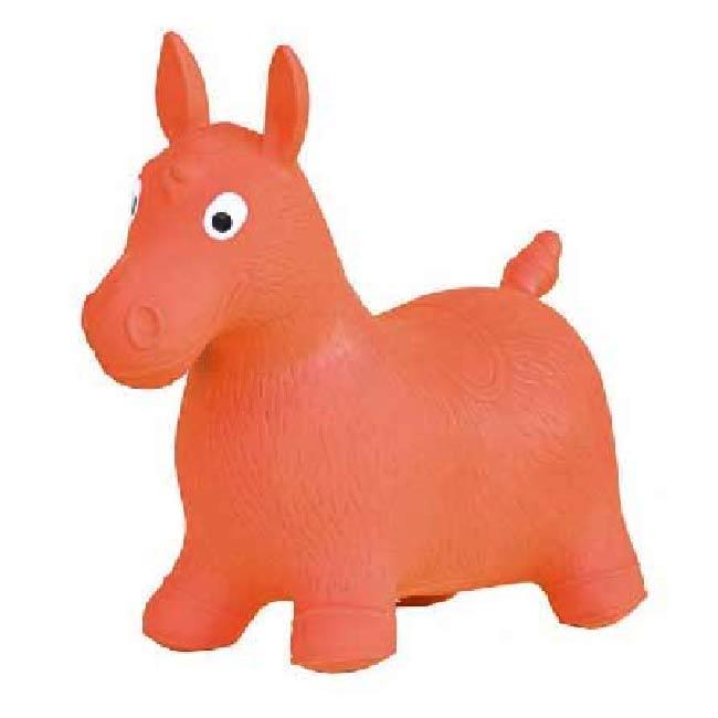 Hopsadlo koník Ben - farba oranžová