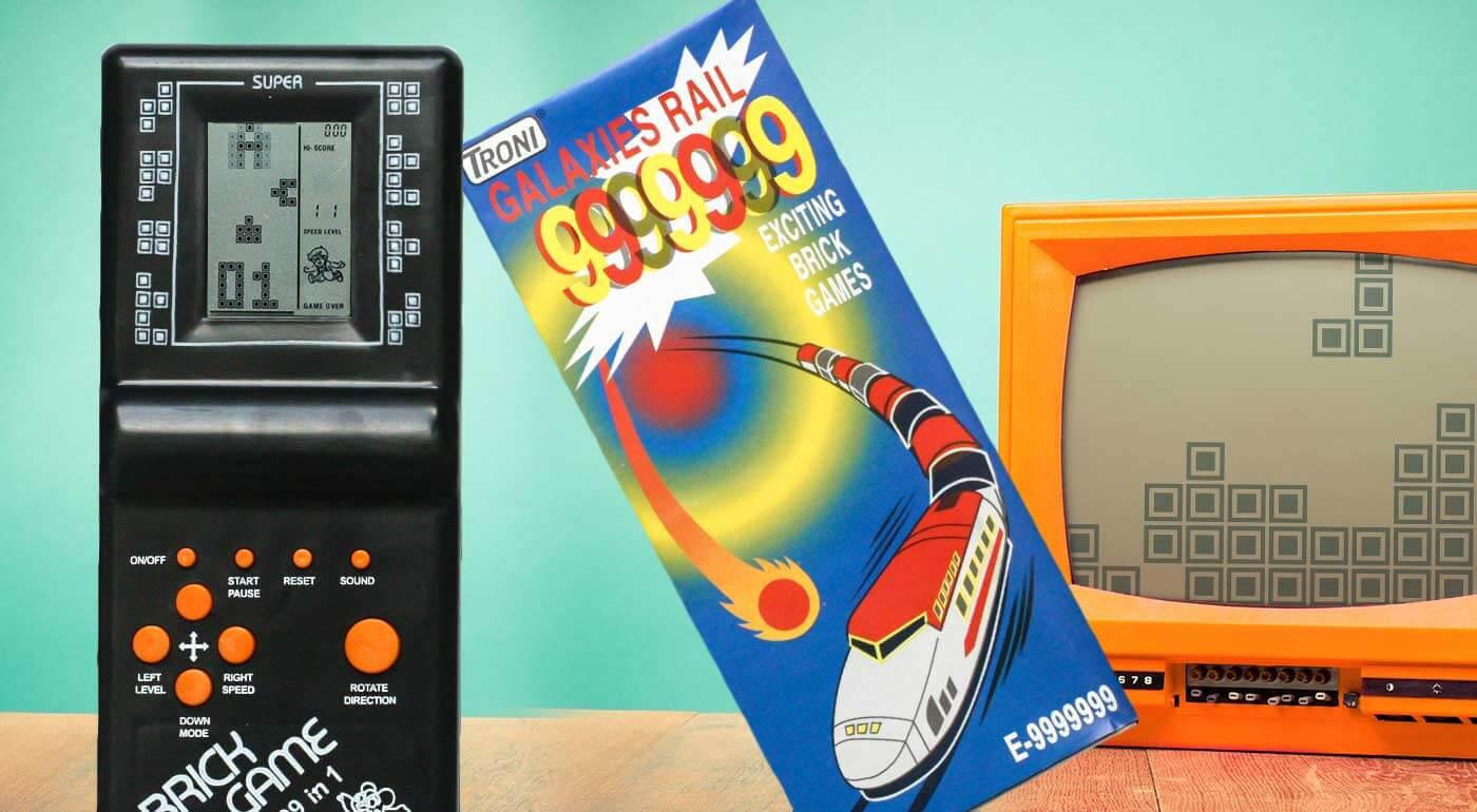 Fotka zľavy: Vráťte sa do detských čias a zažite opäť skvelé chvíle plné kreativity s hrou Tetris už od 2,99 €. Podľahnite znovu tejto skvelej zábave!