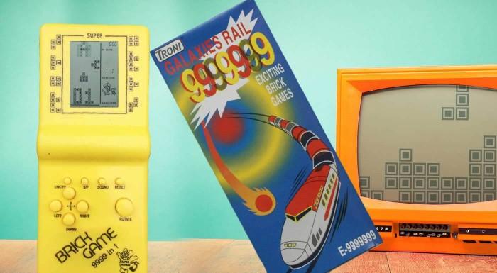 Nestarnúca hra Tetris
