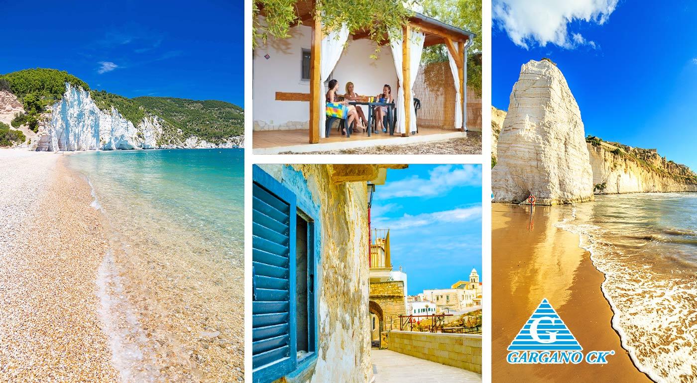 Gargano, letná dovolenka na obľúbenom talianskom polostrove s autobusovou dopravou a večerami na 10 dní