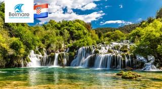 Zľava 36%: Prekrásne pltivické jazerá nemusíte obdiovať len vo Winnetouovkách, užite si ich krásu naživo na zájazde do Chorvátska s CK Belmare.