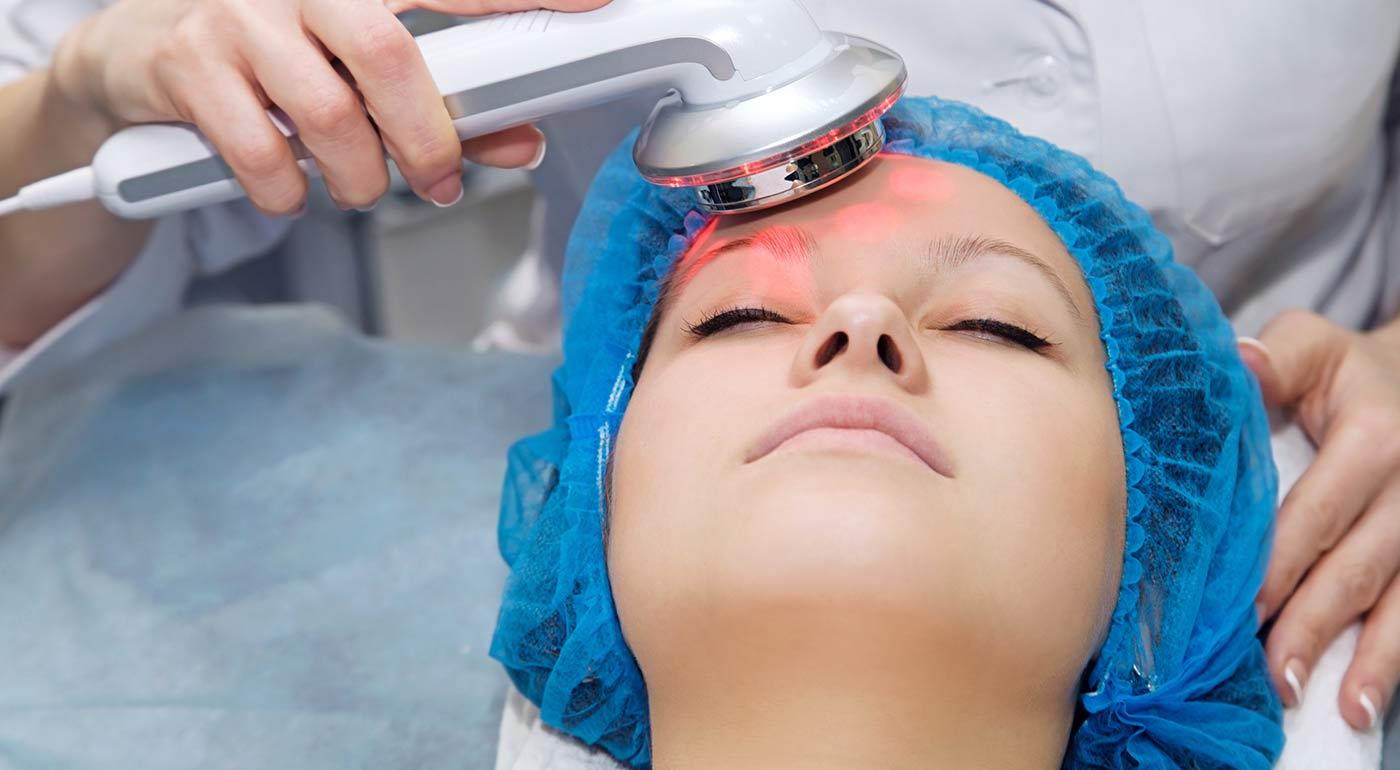 Fotka zľavy: Ošetrenie pleti svetelnou terapiou