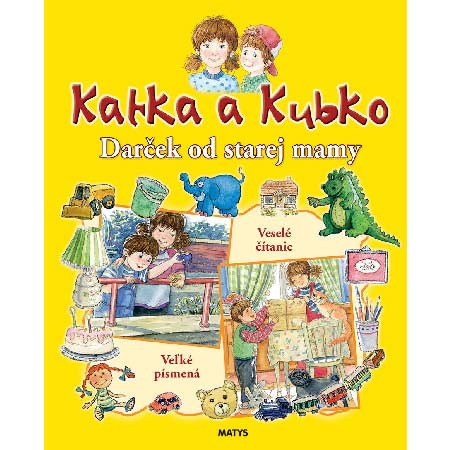 Katka a Kubko: Darček od starej mamy