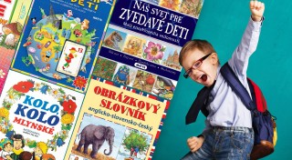 Zľava 47%: Nádherne ilustrované knižky z vydavateľstva Matys sa stanú vernými priateľmi všetkých malých školákov či predškolákov. Vaše deti si osvoja základy angličtiny, abecedu alebo čísla hravým spôsobom.