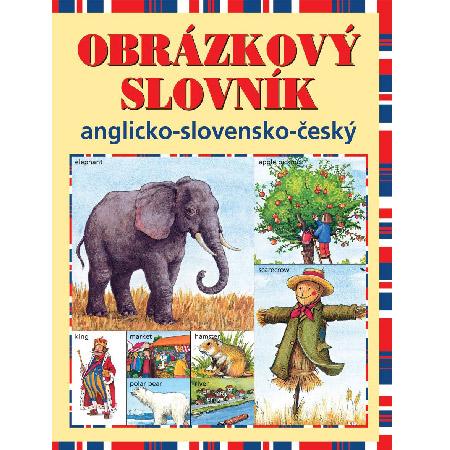 Obrázkový slovník anglicko-slovensko-český