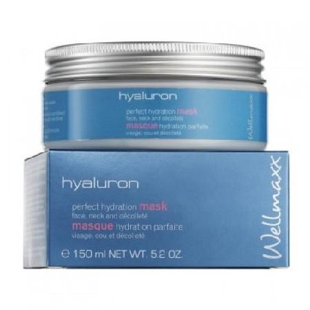 Wellmaxx Hyaluron - Hyaluronová hydratačná maska (250 ml)