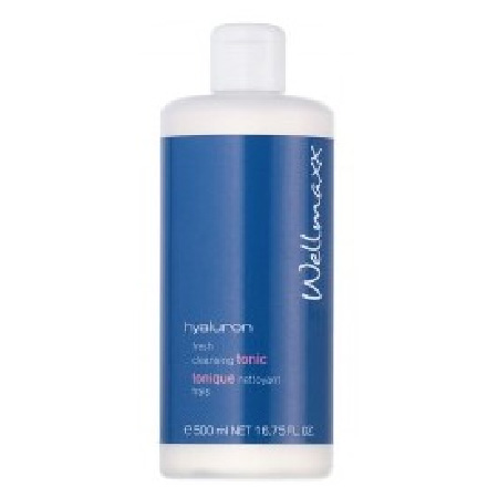Wellmaxx Hyaluron - Hyaluronové čistiace tonikum (500 ml)