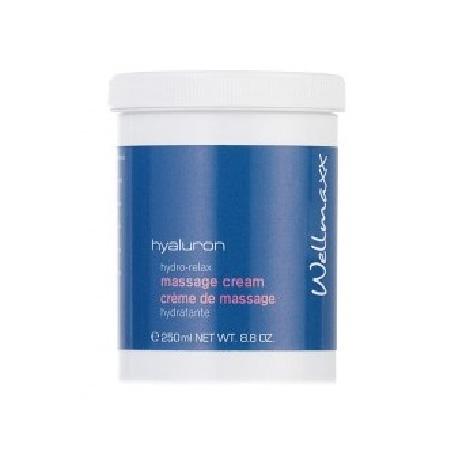 Wellmaxx Hyaluron - Hyaluronový masážny krém (250 ml)