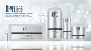Zľava 58%: Luxusná kozmetika Devee Caviar určená špeciálne pre ženy vo veku 30 - 45 rokov s obsahom pravého kaviáru. Ideálne zloženie pre navrátenie krásnej a mladistvej pleti.