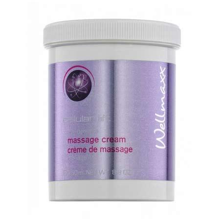 Wellmaxx cellular lift masážny krém (250 ml)