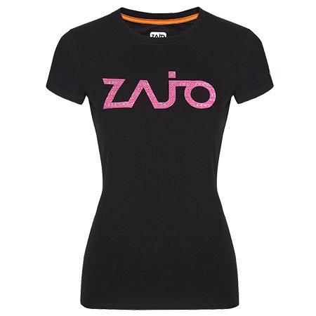 Dámske tričko Zajo Corrine W Black Logo - veľkosť S