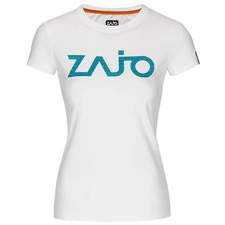 Dámske tričko Zajo Corrine W White Logo - veľkosť S