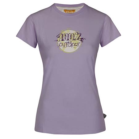 Dámske tričko Zajo Corrine Lady Orchid - veľkosť L