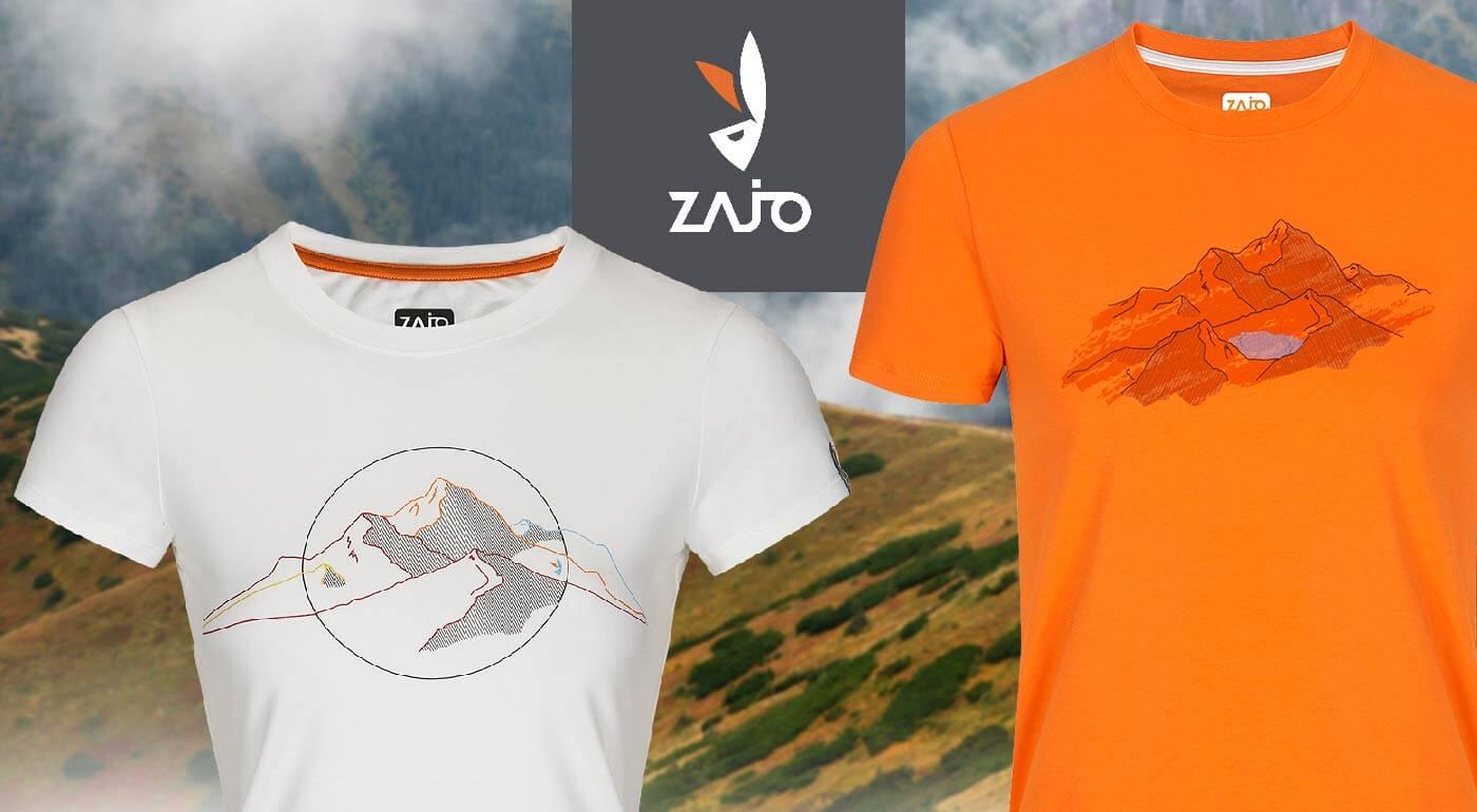 Fotka zľavy: Kvalitné tričká z prémiovej organickej bavlny, ktoré zvládnu bežné dni aj turistické dobrodružstvá. Vyskúšajte top kvalitu slovenskej značky outdoorového oblečenia ZAJO.