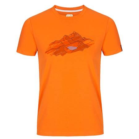 Pánske tričko Zajo Bormio Exuberance Nature - veľkosť M