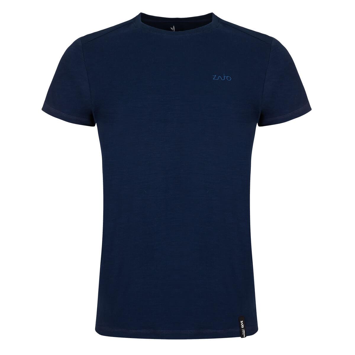 ZAJO Sven T-Shirt SS pánske tričko Navy - veľkosť S