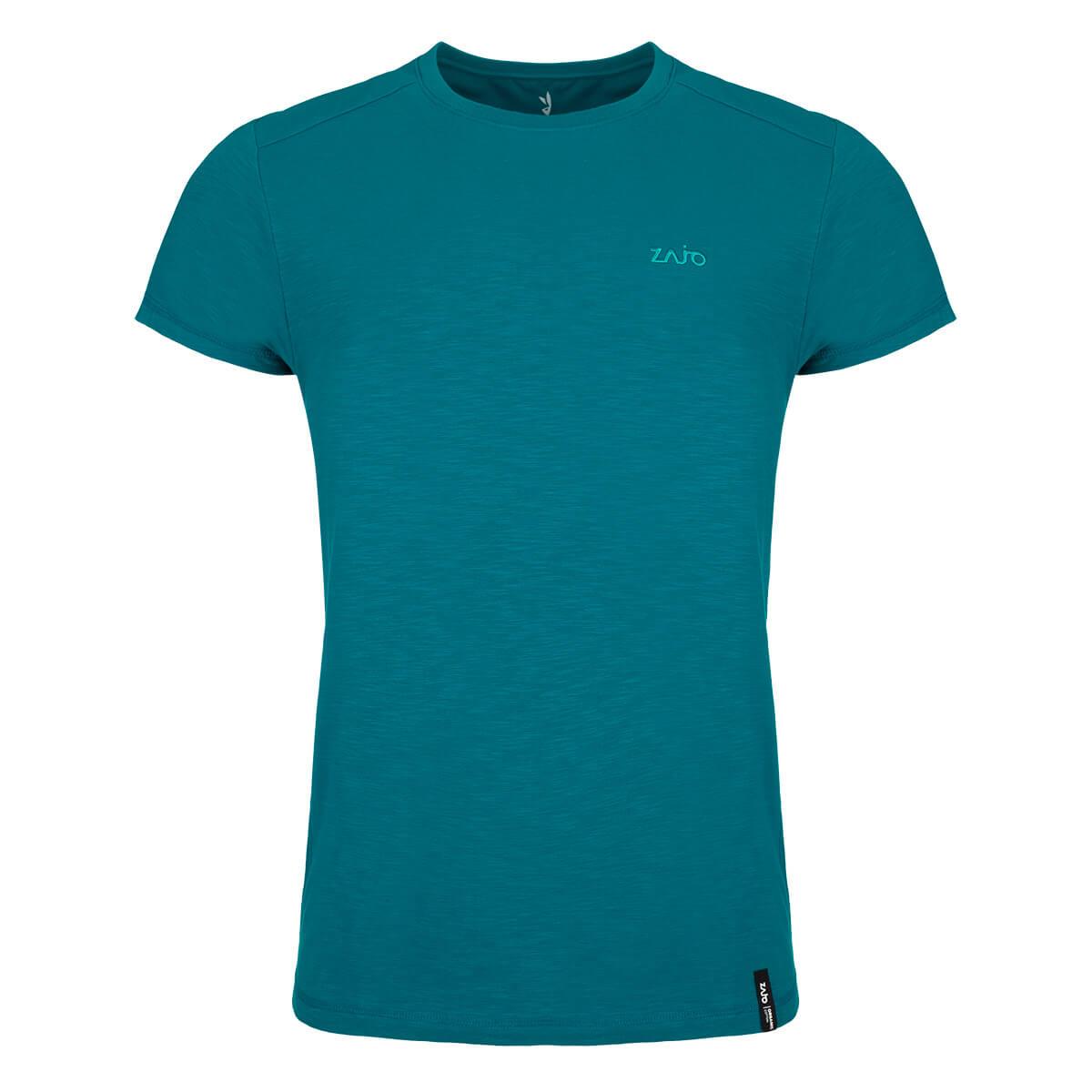 ZAJO Sven T-Shirt SS pánske tričko Deep Lagoon - veľkosť S