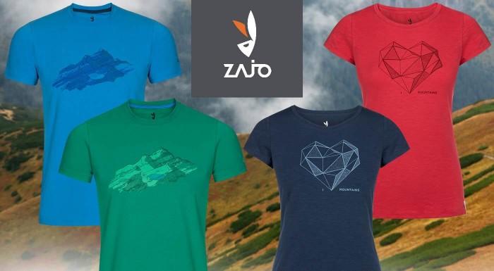 Kvalitné tričká z prémiovej organickej bavlny, ktoré zvládnu bežné dni aj turistické dobrodružstvá. Vyskúšajte top kvalitu slovenskej značky outdoorového oblečenia ZAJO.