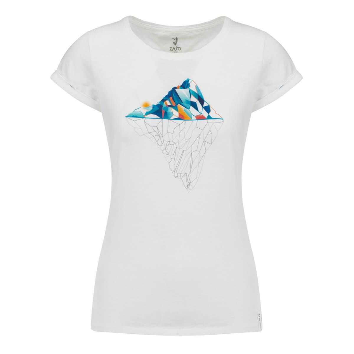 Dámske tričko Alisa Sea Salt - veľkosť S