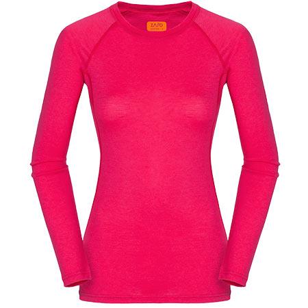 Dámske tričko Zajo Elsa Merino W T-shirt LS Jazzy - veľkosť S