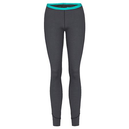 Dámske spodné prádlo Zajo Elsa Merino W Pants Gray - veľkosť XS