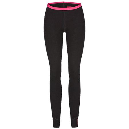 Dámske spodné prádlo Zajo Nora Merino W Pants Black - veľkosť M