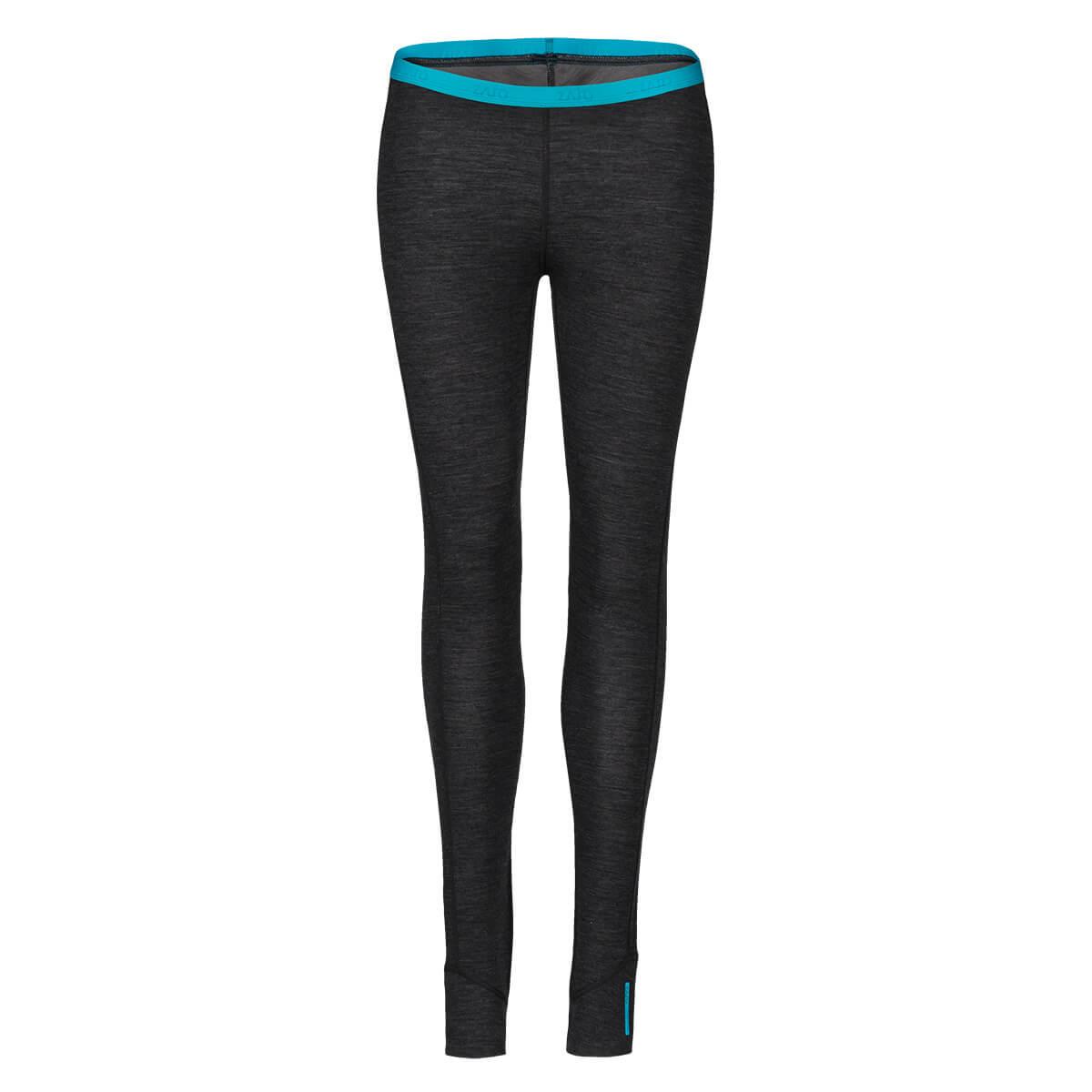 Dámske spodné prádlo Zajo Nora Merino W Pants Black II - veľkosť XS
