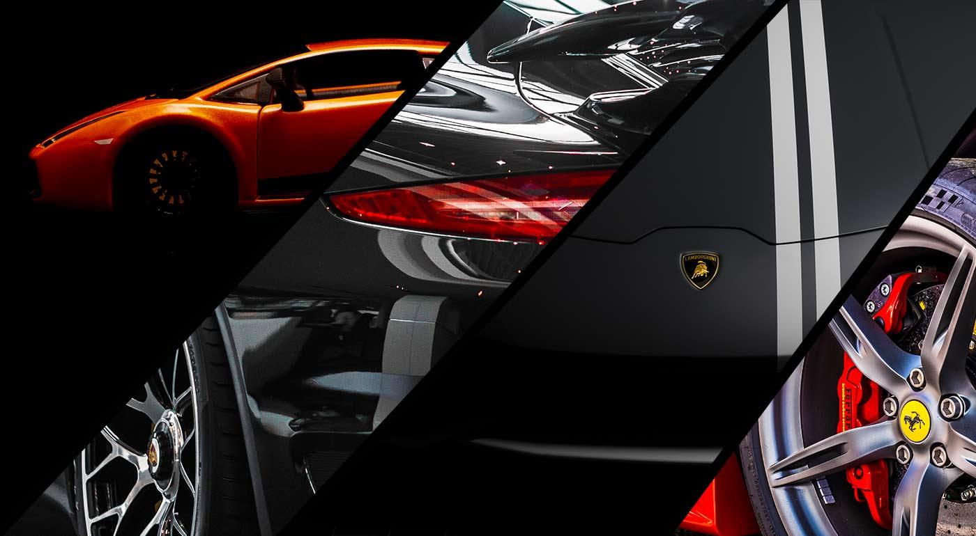 Adrenalínová jazda na luxusných superšportiakoch Ferrari, Lamborghini alebo Porsche