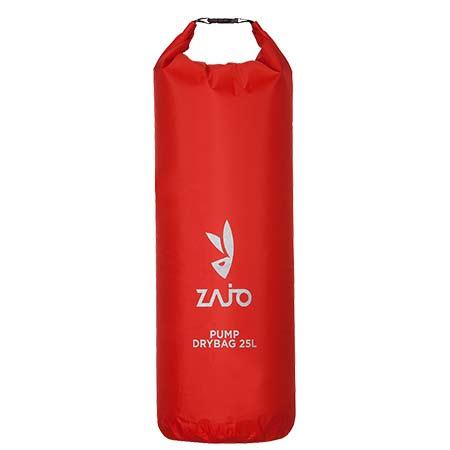 Vodotesný ochranný vak Zajo Pump Drybag 25 L Red