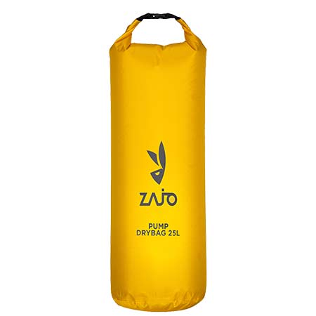 Zajo Pump Drybag 25 L Yellow Vodotesný ochranný vak