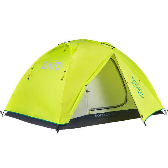 Zajo Norsk 2 Neo Tent Acid Lime Stan