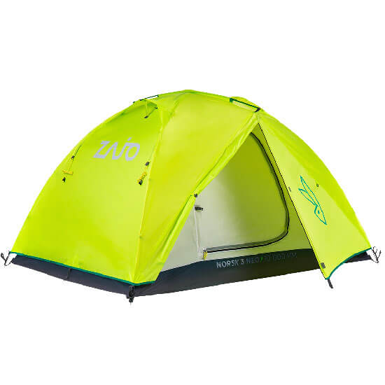 Stan Zajo Norsk 3 Neo Tent Acid Lime