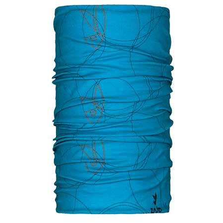 ZAJO Unitube Blue Circles multifunkčná šatka