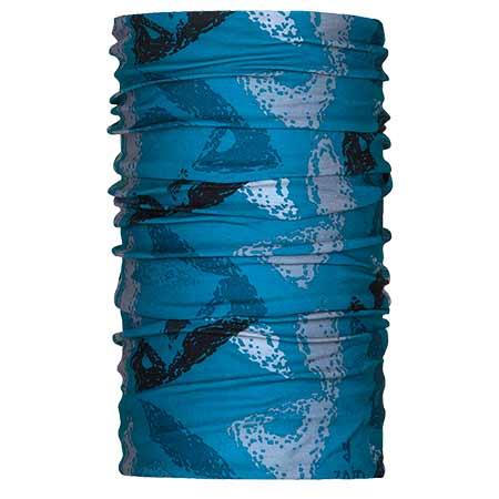 Multifunkčná šatka Zajo Unitube Blue Heads
