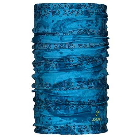 ZAJO Multifunkčná šatka Unitube Blue Rock