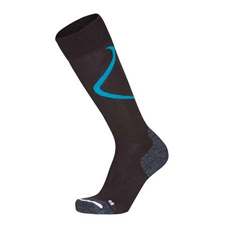 ZAJO Ponožky Primaloft Ski Socks Blue - veľkosť S