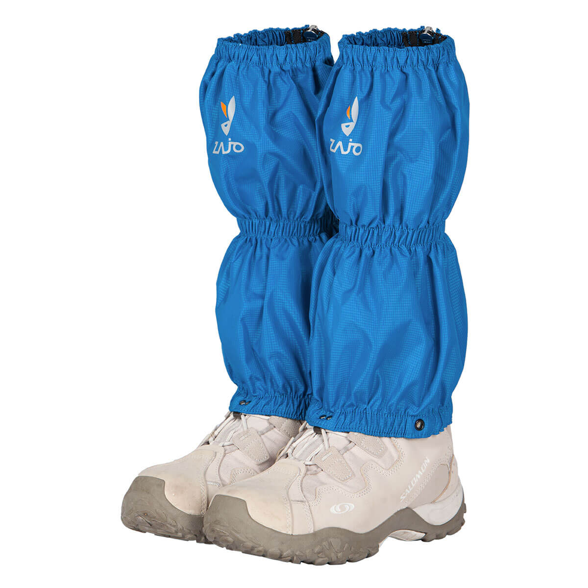 ZAJO Návleky na nohavice Gaiter Hike Greek Blue S/M