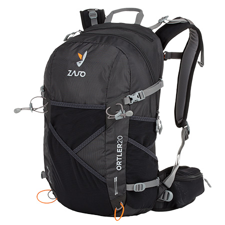 Batoh Ortler 20 Backpack Back