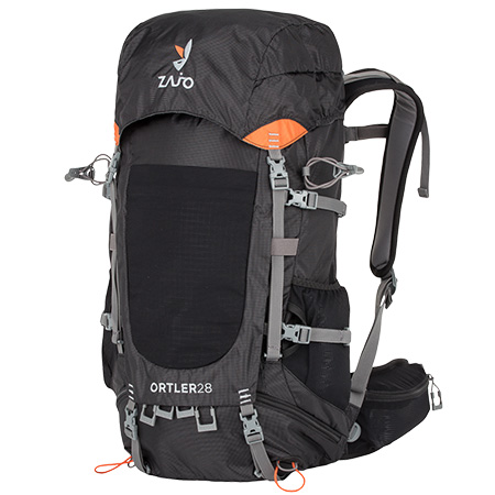 Batoh Ortler 28 Backpack Back