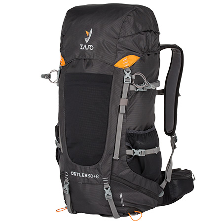 Batoh Ortler 38+8 Backpack Back