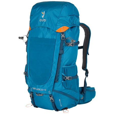 Batoh Ortler 38+8 Backpack Moroccan Blue