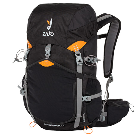 Batoh Bernina 22 Backpack Black
