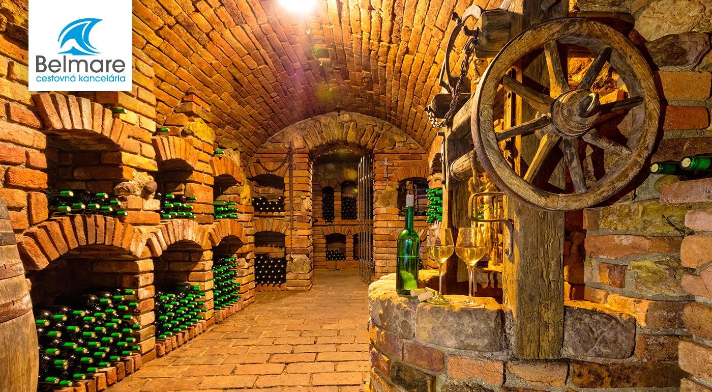 1-dňový zájazd na Deň otvorených tokajských pivníc v slovenskej časti Tokaja na východe Slovenska