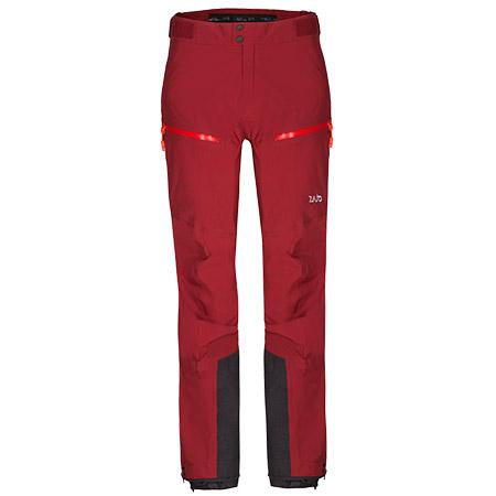 Hi-tech nohavice Zajo Karakorum Neo Pants Syrah - veľkosť S