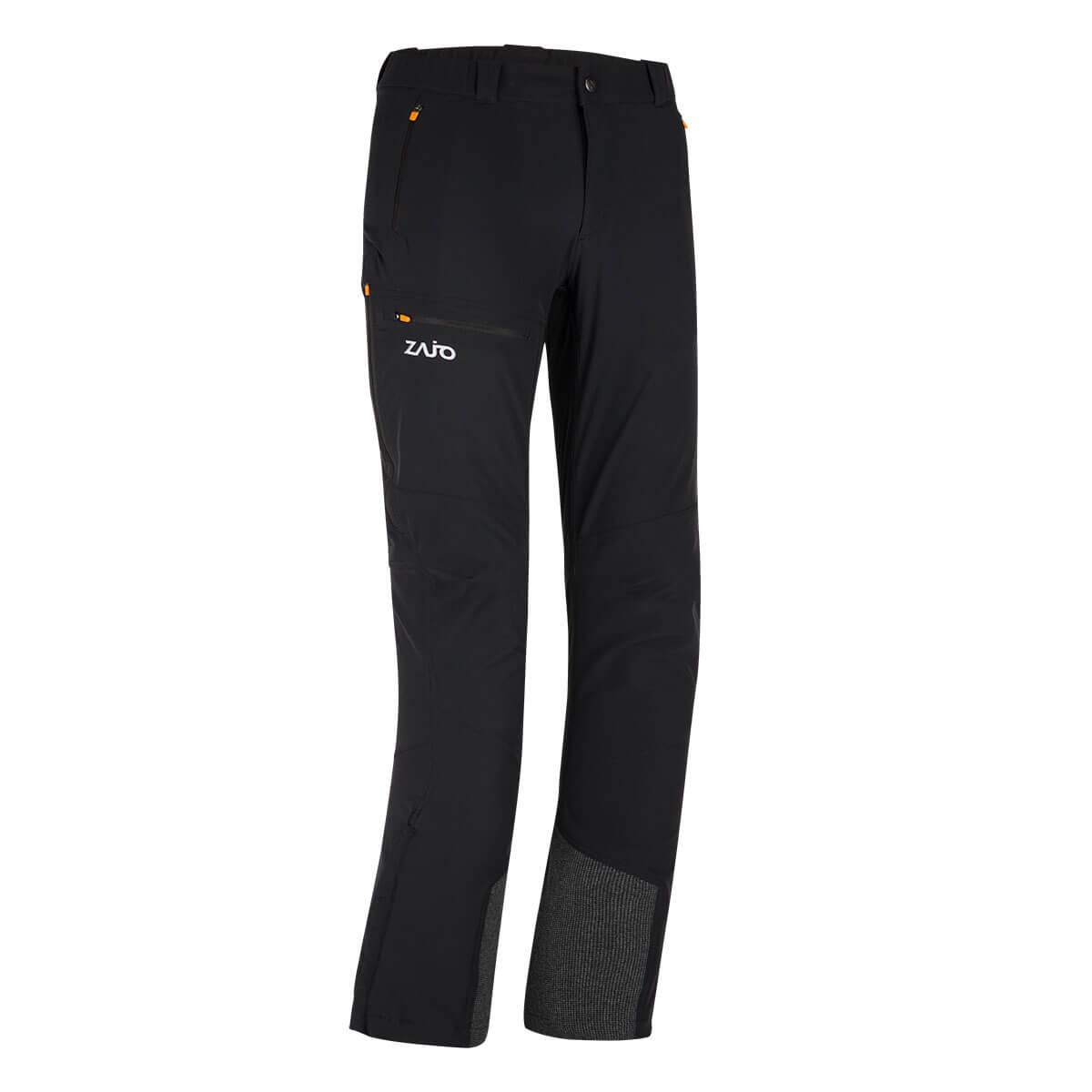 Nohavice Zajo Argon LT Neo Pants Black - veľkosť M