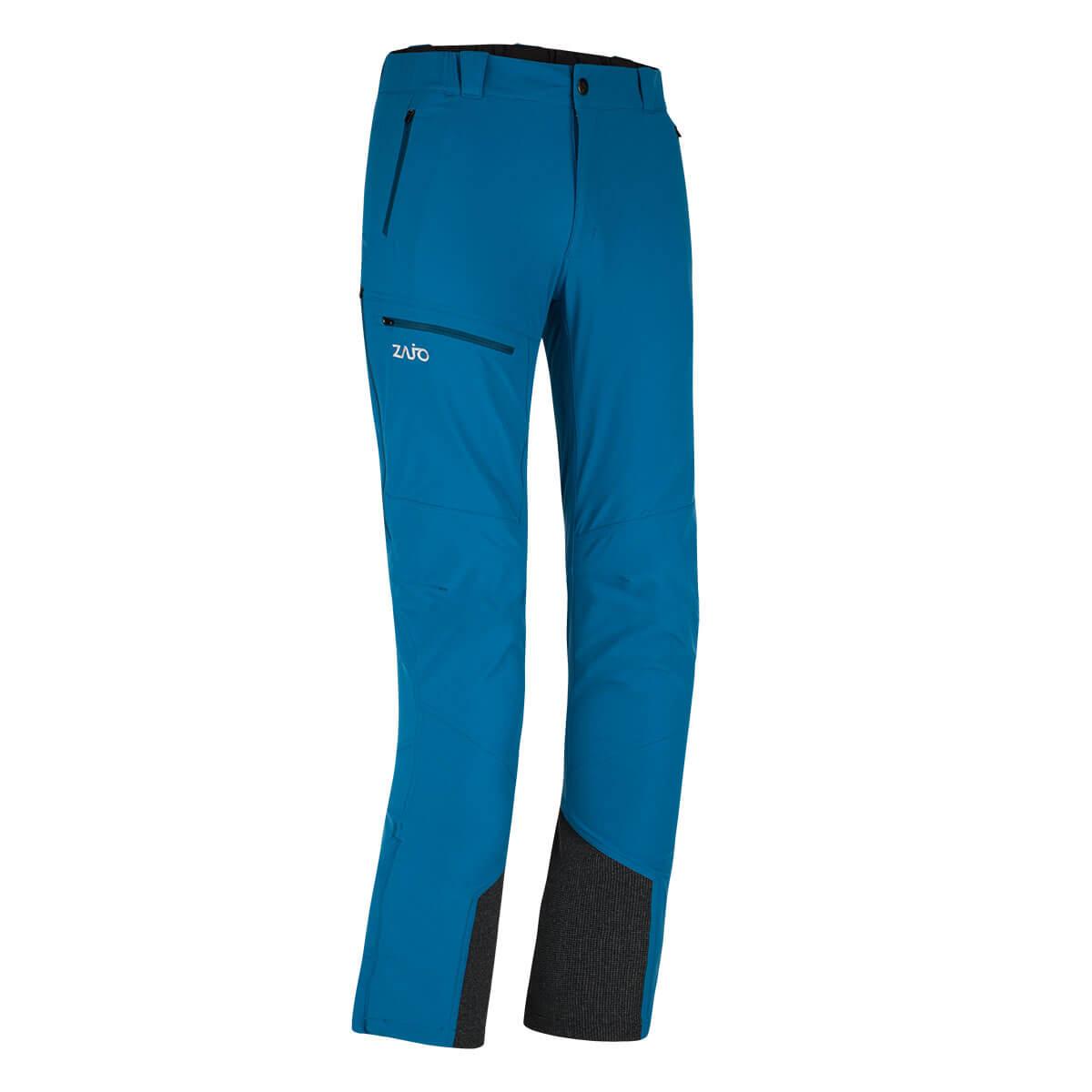 Nohavice Zajo Argon LT Neo Pants Mykonos Blue - veľkosť S
