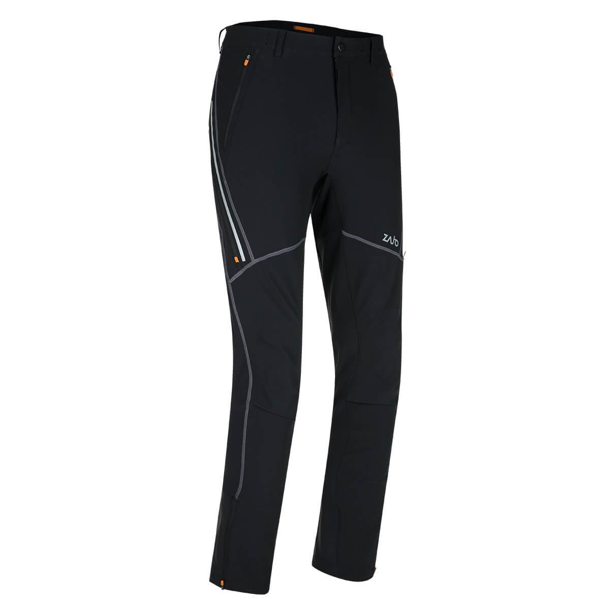 Zajo Reisa Pants nohavice Black - veľkosť M