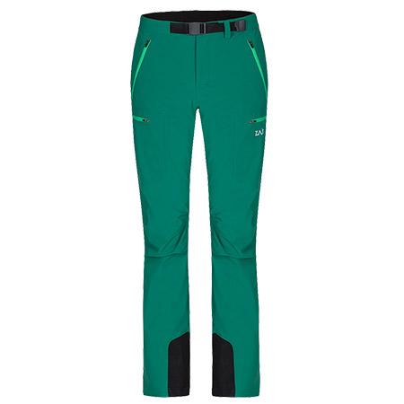 Nohavice Zajo Air LT Pants Moss - veľkosť XL