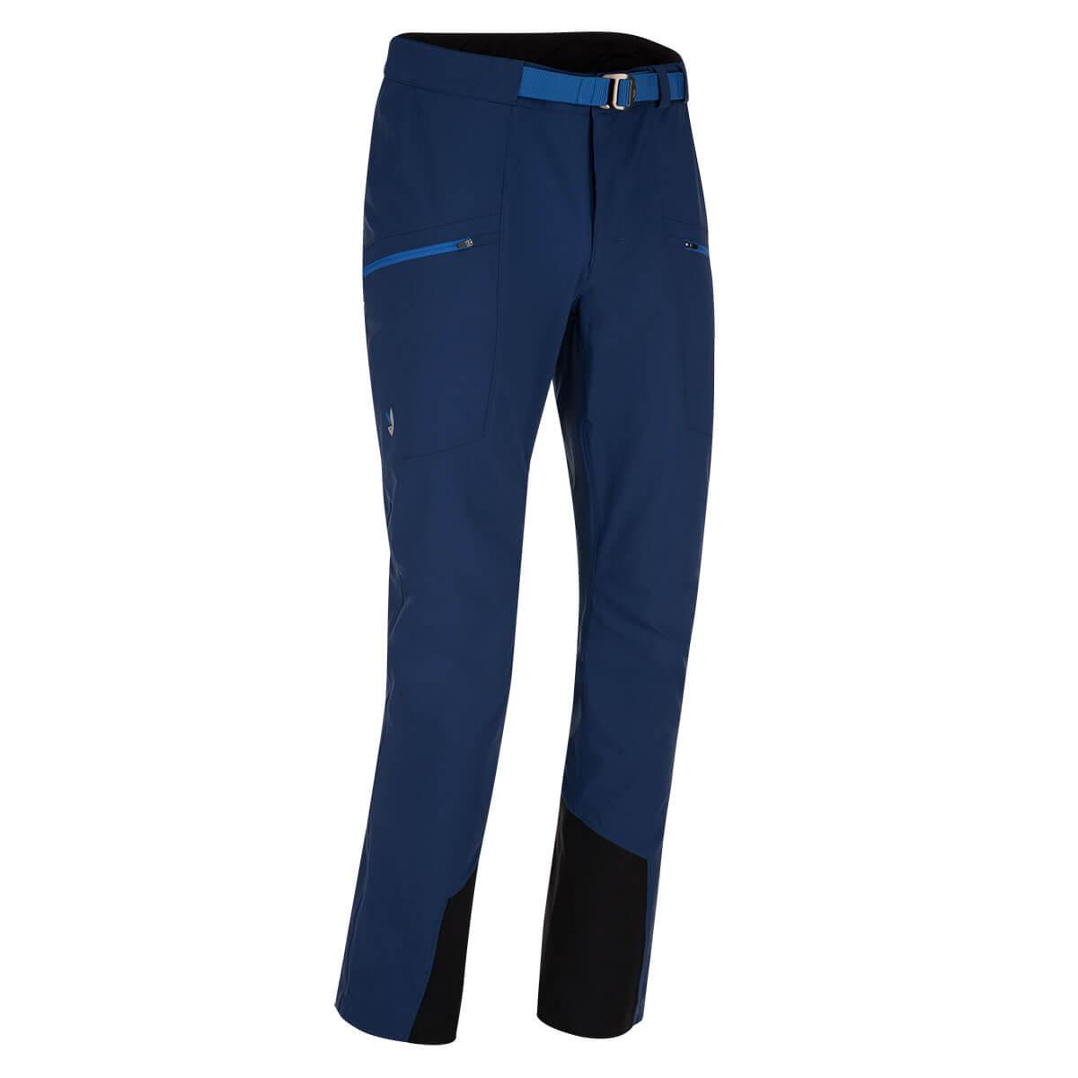 Nohavice Zajo Air LT Neo Pants Estate Blue - veľkosť S