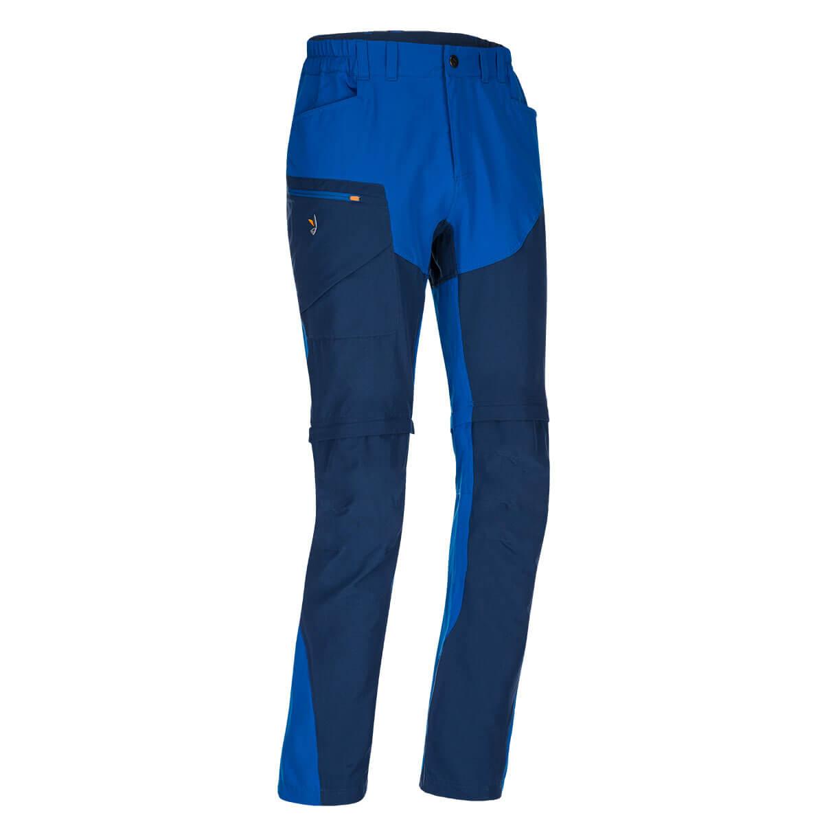 Nohavice Zajo Magnet Neo Zip Off Pants Nautical Blue - veľkosť M
